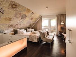 Retro Design Hotel, Hotel in Langeoog