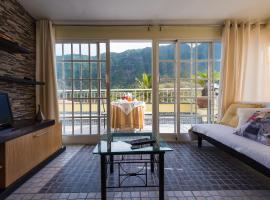 Terrace View House (Cantinho das Feiteiras), hotel in São Vicente