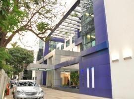 Adarsh Hamilton, hotel en Bangalore