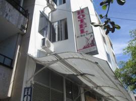Hotel Rey David, отель в городе Йопаль