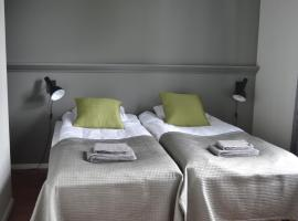 Aikon Kartano, hostelli Viitasaarella