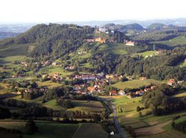 Schloss Kapfenstein, Hotel in Kapfenstein