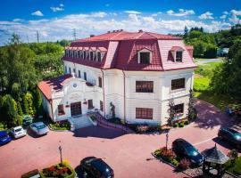 Hotel Jarosław – hotel w mieście Jarosław