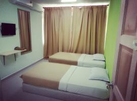 D'PEARL HOTEL, hotel in George Town