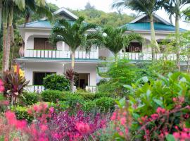 Evergreen Apartments, hotel in Anse Boileau
