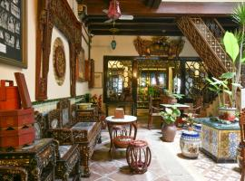 5 Heeren Museum Residence, hotel di Melaka