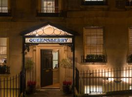 The Queensberry Hotel, hotel near The Jane Austen Centre, Bath