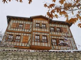 Dadibra Konak Hotel, hotel in Safranbolu