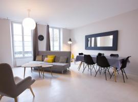Apart By Jo - Proc 2D, hotel near Saint-Germain Golf Course, Saint-Germain-en-Laye