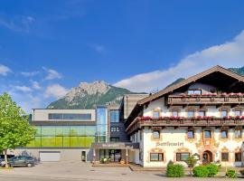Hotel Wirtshaus Sattlerwirt, hotel in Ebbs