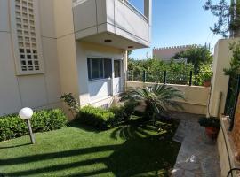 Cozy Apartment near the airport, apartment in Artemida