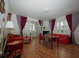 Spacious Prague View Apartment, hotel near Prague Congress Centre, Prague