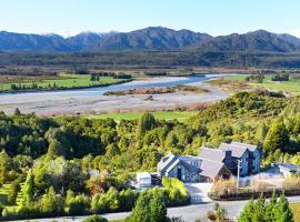 Rimu Lodge, hotel in Hokitika