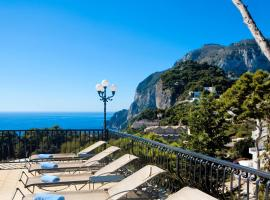La Scalinatella, hotel in Capri