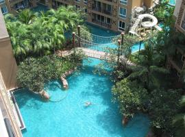 Atlantis Condo Resort ที่พักให้เช่าในหาดจอมเทียน