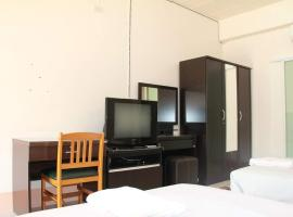 Big House Hotel, hotel in Wiang Pa Pao