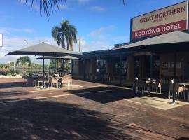 Kooyong Hotel, hotel near Whitehaven Beach, Mackay