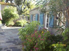 huis grau d agde, villa in Le Grau-d'Agde