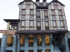 Faria Boutique Hotel, отель в Цахкадзоре