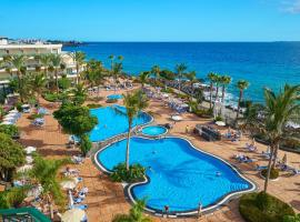 Hipotels Natura Palace Adults Only, hotel en Playa Blanca