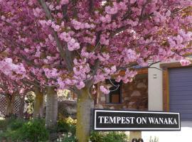 Tempest on Wanaka, B&B in Wanaka