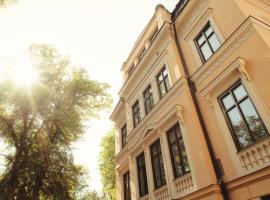 Hotel Villa Anna, hotel in Uppsala