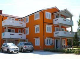 Villa San, hotel near Valica Cove, Malinska