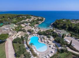 Le Cale D'Otranto Beach Resort, golf hotel in Otranto