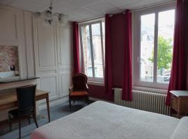 Hotel Victor Hugo, hôtel à Amiens