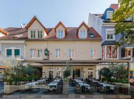 Pfeiler's Bürgerstüberl - Hotel, Hotel in Feldbach