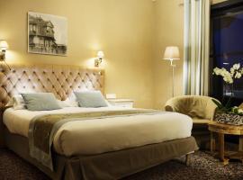 レ ジャルダン ダルデロー、アルドロ・プラージュのホテル