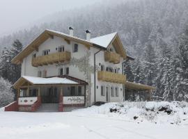 Genzianella Molveno-Andalo, apartment in Molveno