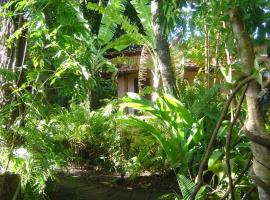 Zimbo Tropical, accessible hotel in Aratuba Beach