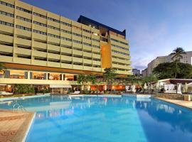 Dominican Fiesta Hotel & Casino, hotel in Santo Domingo