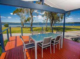 Secura Lifestyle Lakeside Forster, hotel in Forster