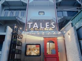Tales Khaosan (Cafe & Hostel), hostel in Bangkok
