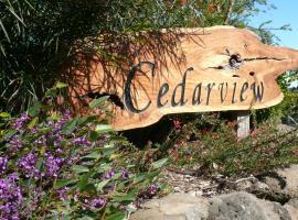 Cedarview Bed & Breakfast, hotel in Beechmont