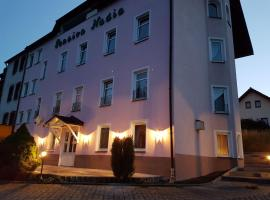 Pension Nadia, Hotel in Adorf