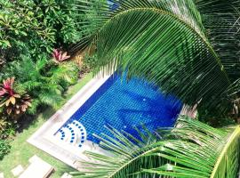Lemon House Samui, hotel in Mae Nam