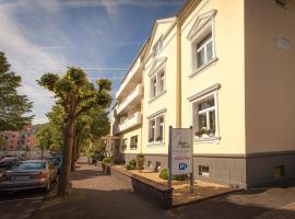 Hotel Weyer, hotel in Bad Neuenahr-Ahrweiler