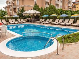 Family Hotel Venera, отель в Свети-Власе