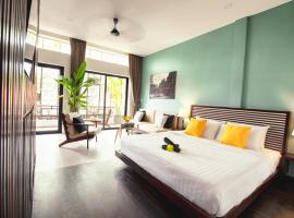 Ananda's Siem Reap, apartment in Siem Reap