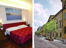 Abc Comfort Hotel Mantova City Centre, hotel in Mantova