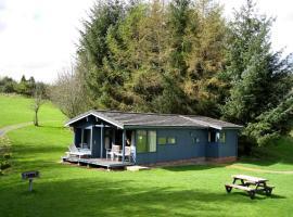 Loch Monzievaird Chalets, holiday park in Crieff