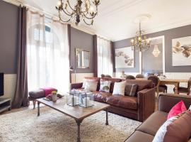 Apartments Barcelona & Home Deco Centro, hotel boutique a Barcellona