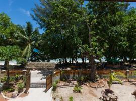 Anse Severe Beach Villas, hotel in La Digue