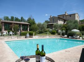 Re Artù Assisi Country Lifestyle, apartment in Assisi