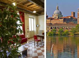 Antica Dimora Mantova City Centre, hotel in Mantova