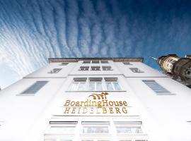 BoardingHouse Heidelberg, hotel in Heidelberg