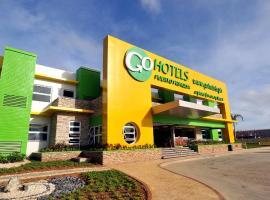 Go Hotels Puerto Princesa, отель в Пуэрто-Принсеса
